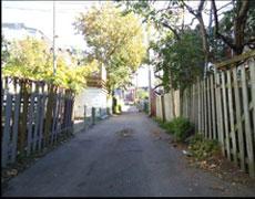 Nouvelle ruelle verte dans Sainte-Marie cette année!