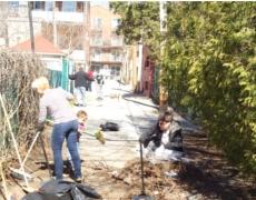 Organisez une activité de nettoyage ce printemps