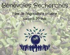Projet Quartier nourricier : bénévoles recherchés !