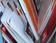 Pancartes coroplastes à donner pour vos besoin divers
