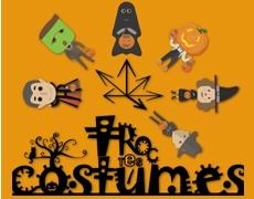 Un Troc tes costumes pour l'Halloween