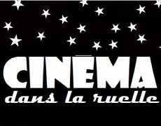 Soirée cinéma dans la ruelle verte des Érables
