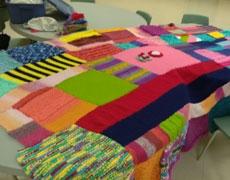 Des ateliers de tricot social pour toutes et tous!