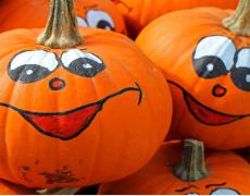 Retour sur l'Halloween dans Sainte-Marie
