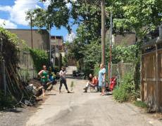 Deux nouvelles ruelles vertes pour Sainte-Marie!
